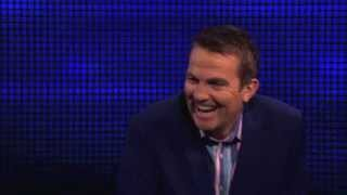 The Chase - Contestant breaks chair then farts!