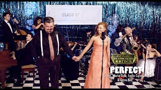 Perfect Duet   Ed Sheeran & Beyonce ('50s Prom Cover) Ft. Mario Jose, India Carney & Dave Koz