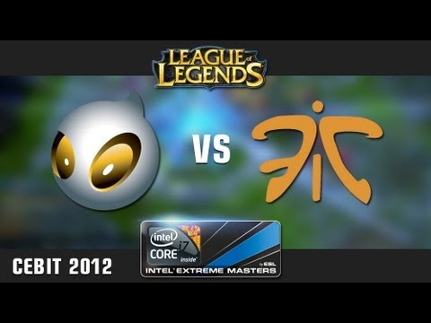 IEM World Championship fnatic vs. Dignitas (League of Legends)