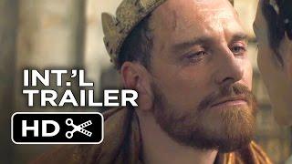 getlinkyoutube.com-Macbeth Official International Teaser Trailer #1 (2015) - Michael Fassbender Movie HD