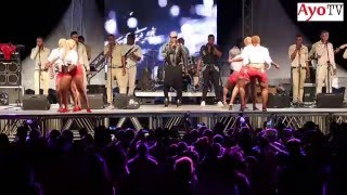 getlinkyoutube.com-Koffi Olomide live on stage Dar es salaam with 'selfie'
