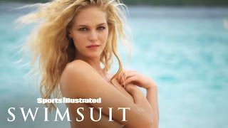 getlinkyoutube.com-Erin Heatherton Uncovered | Sports Illustrated Swimsuit 2015