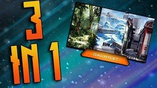 "getlinkyoutube.com-""3 MAPS IN 1?!"" GAUNTLET AWAKENING DLC Map Ideas! (COD BO3 Gauntlet)"