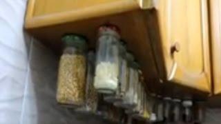 اعادة تدوير مخلفات المنزل - افكار للمطبخ الضيق    Recycling of waste home