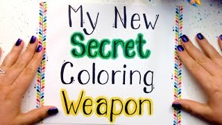 getlinkyoutube.com-Secret Coloring Technique Revealed!