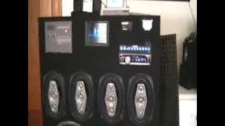 getlinkyoutube.com-Car audio en  casa
