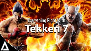 Everything Right With Tekken 7 In 4 Minutes Or Less
