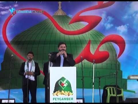Molla Yahya, Tarihi Etkinlikte Tarihi Mesajlar Verdi
