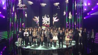 getlinkyoutube.com-少女時代--The Boys+No.1+Encore(111028 Music Bank)