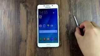 getlinkyoutube.com-The Best Fake Samsung Galaxy Note 5 phone Fingerprint LTE 4G 3GRam 64G Rom MTK6582 Note5 N9200 phone