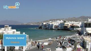 getlinkyoutube.com-Mykonos island, Greece