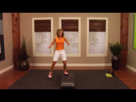 Fitness: Advanced Step Aerobics Vol. 1 - 60 min step aerobics class