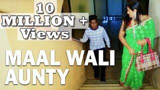 getlinkyoutube.com-MAAL WALI AUNTY    EMIWAY BANTAI