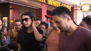 Entertainment News - Shireen Sungkar dan Teuku Wisnu pulang dari bulan madu