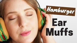 getlinkyoutube.com-DIY Earmuffs | Hamburger Earmuffs | No Sewing Tutorials