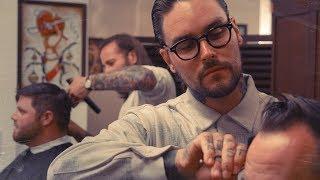 getlinkyoutube.com-True Fellas Tattoo - The Barbershop