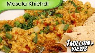 getlinkyoutube.com-How To Make Masala Khichdi | Easy To Cook Indian Rice Recipe by Ruchi Bharani