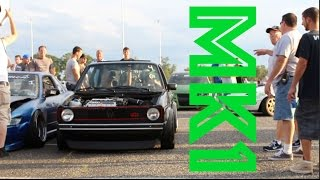 getlinkyoutube.com-Mk1 GTI: BURNOUT PIT