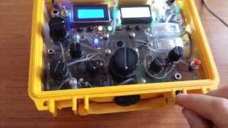 getlinkyoutube.com-Solar Powered Radio Transceiver
