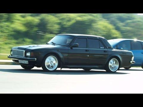#1223. GAZ in Race [RUSSIAN SUPER AUTO]