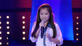getlinkyoutube.com-The Voice Kids Thailand - กีต้าร์ สุดารัตน์ - สี่กษัตริย์เดินดง - 25 May 2013