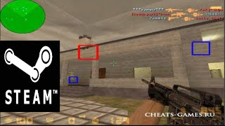 Wall Hack INDECTECTABLE Para Counter Strike 1.6 STEAM │2017│