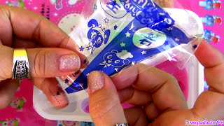 getlinkyoutube.com-Popin Cookin Cake Shop Ice Cream Cones Kit Make Sweets Treats at Home Edible Candy by Kracie Japan
