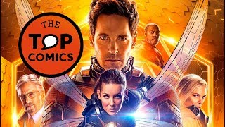 Reseña Ant-Man and the Wasp width=