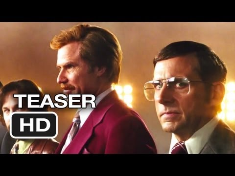 Anchorman: The Legend Continues Official Teaser #3 (2013) - Will Ferrell Movie HD