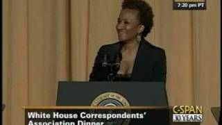 Wanda Sykes at the 2009 White House Correspondents' Dinner