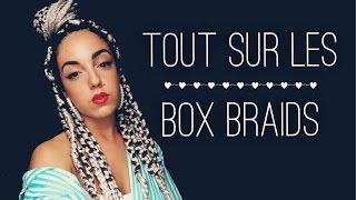 getlinkyoutube.com-NOUVELLE COIFFURE 😱 : Tout sur les Box Braids