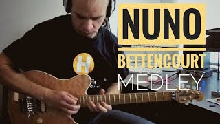 getlinkyoutube.com-A collection of Nuno Bettencourt solos (extreme)