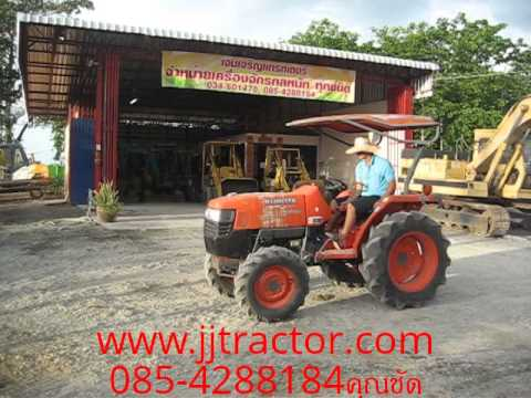 รถไถคูโบต้าL3408โทร085-4288184ชัด