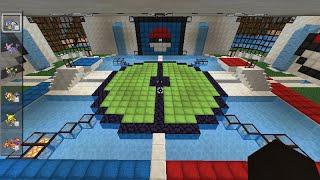 getlinkyoutube.com-Pixelmon-World.com กิจกรรมยิมสายฟ้า !! 18.00นน.