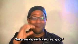 getlinkyoutube.com-Rap Critic Reviews the Marshall Mather LPs One AND Two Rus Sub
