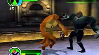 getlinkyoutube.com-(PS2 Walkthrough) Ben 10: Ultimate Alien Cosmic Destruction