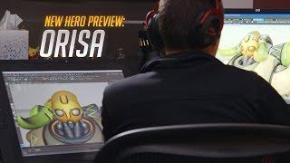Overwatch - Új Hős Előzetes: Orisa