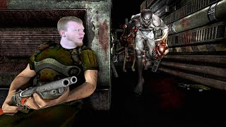 Video Game Problems. Doom 3 Sikkmod Playthrough Part 2