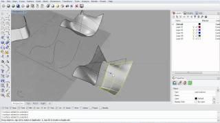 getlinkyoutube.com-RHINO Curves and Surfaces