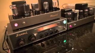 Thanks to you Boz Scaggs Sansui HF-V60 tube amp
