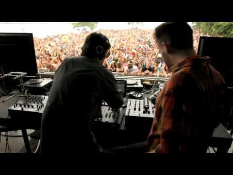 Skrillex - Steve Aoki - Feed Me - Borgore - Flux Pavilion - Datsik - Zeds Dead - Starscape 2011