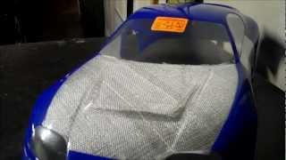CARBON FIBER  for RC: HOW TO