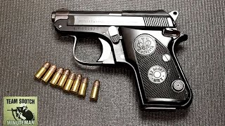 Beretta Model 950BS Minx 22 Short Pistol