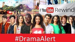 getlinkyoutube.com-YouTube Rewind 2016 #DramaAlert PewDiePie - Jacksepticeye - Ricegum - Comedyshortsgamer - kwebbelkop