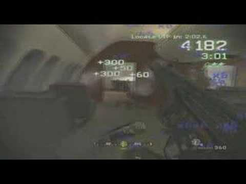 Call Of Duty 4:PS3:Mile High Club: 14690