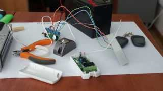 Как подключить контроллер Z5R
