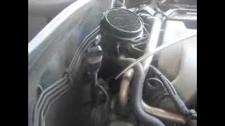 getlinkyoutube.com-How to Check Automatic Transmission Fluid in Mercedes Benz