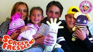 getlinkyoutube.com-Sorgenfresser Plüschfiguren - Kuscheln und Sorgen loswerden - Kinderkanal
