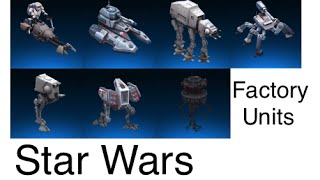 getlinkyoutube.com-Star Wars: Commander - Factory Units of Galactic Empire