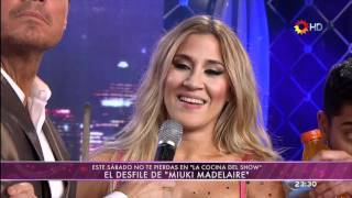 getlinkyoutube.com-el Stripdance de Jimena Baron y Facundo Mazzei